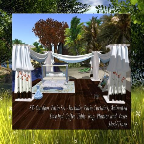 -SE- Outdoor Patio setPIC